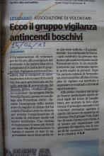 Antincendi Boschivo Medesano - VAB