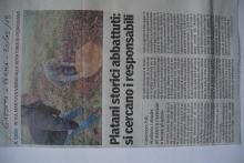 Articolo Gazzetta di Parma del 30 dicembre 2015